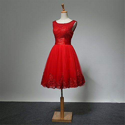 Eudolah -  Vestito  - Donna Red