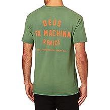 Deus Ex Machina - Camiseta - Camisetas - para Hombre deabf5db307