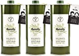 family. nostalgia - prime extra virgin Kalamata olive oil (750ml x 3)