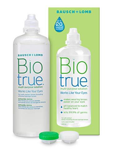 Biotrue - Soluzione per lenti a contatto multiuso, 300 ml