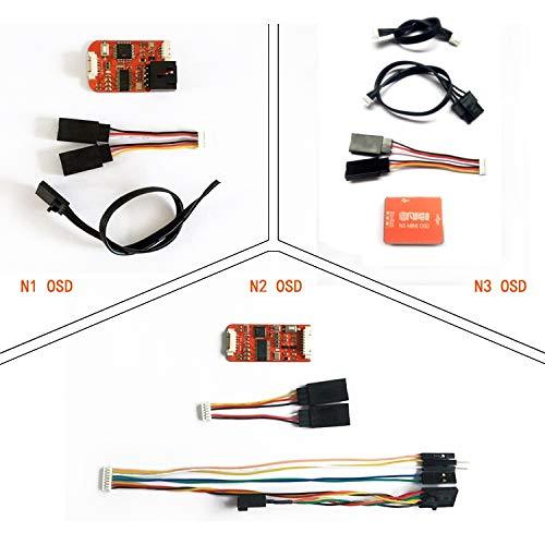 VIDOO FPV N1/N2/N3 Mini Osd für DJI Volo Controller Phantom 2 Naza V1 V2 Lite Remzibi GPS für RC Drone N2