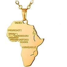 pendentif afrique