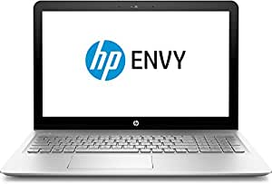 "HP ENVY 15-as104nl Portatile, 15.6"", Intel Core i7-7500U, 256 GB SSD, 8 GB di RAM, Intel HD 620, Argento naturale"