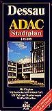 ADAC Stadtplan Dessau (ADAC Stadtpläne)