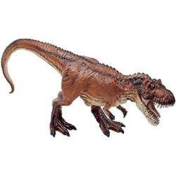 Figura decorativa de dinosaurio de tiranosaurio grande rojo caza por Animal Planet
