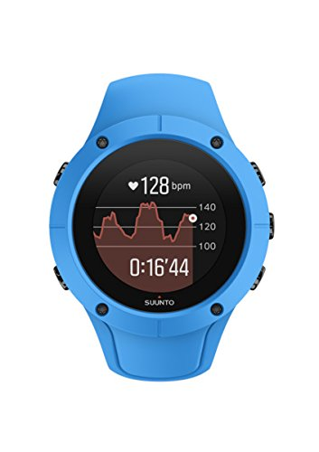 Suunto Spartan Trainer (muñeca – HR), 0.44 pounds, color azul