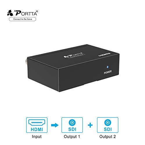 Portta HDMI a SDI Convertidor