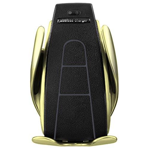 Tianya - Schnurloses Telefon Für Autotelefon-Ladegeräte In Kfz-Klimaanlagen (Gold) Installiert