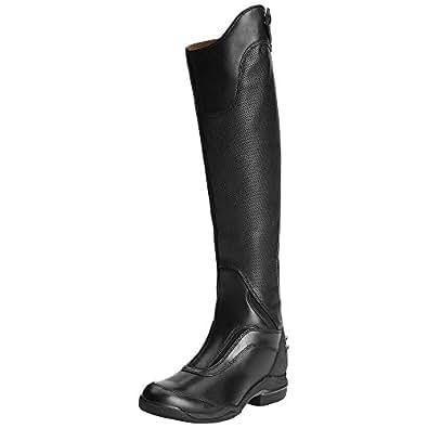 Ariat V Sport Tall Zip Riding Boot 4.5 Medium/Slim Black