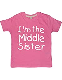 I'M THE MIDDLE SISTER' Children's T-Shirt