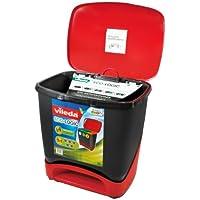 Vileda Cubo Ecologic - Cubo de basura ecológico especial para reciclaje
