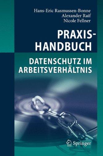 Praxishandbuch Datenschutz im Arbeitsverhältnis