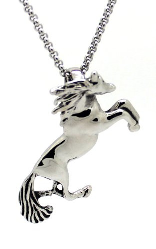 Chelsea Jewelry-Collections serie animali, 100% realizzato a mano, motivo: cavallo