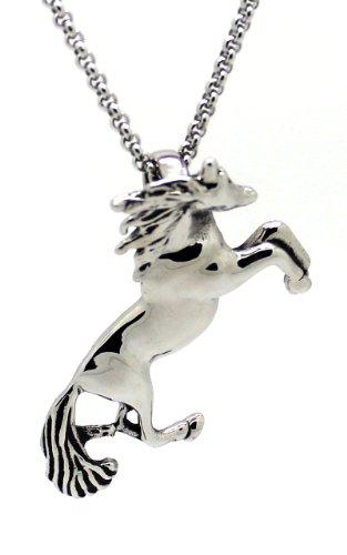 Chelsea Jewelry-Collections serie animali, 100% realizzato a mano, motivo: cavallo