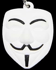 Anonymous porte-clés porte-clés porte-clés en caoutchouc pour sac caoutchouc comme pendentif