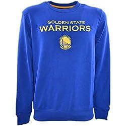 Sudadera New Era – Nba Golden State Warriors Tip Off azul talla: L (Large)