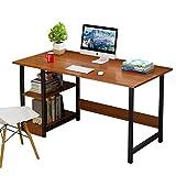 SL Home Office Computer-Schreibtisch aus Holz/Metall