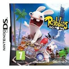 Rabbids Go Home (Nintendo DS), used for sale  Delivered anywhere in UK