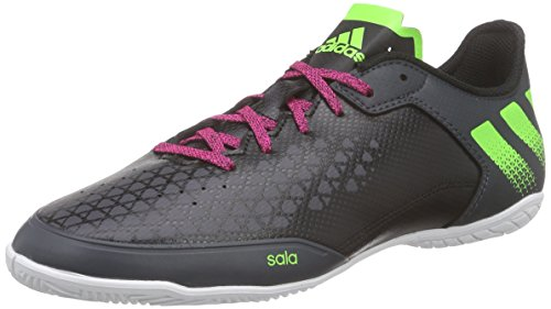 adidas Herren Ace 16.3 Ct Fu脽ballschuhe Schwarz (Core Black/Solar Green/Crystal White S16)