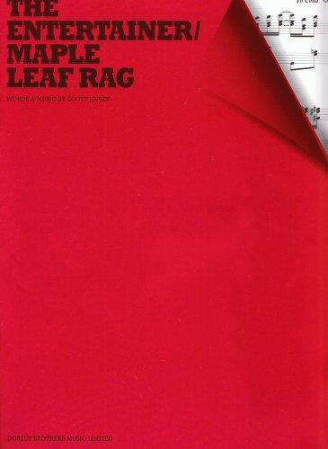 The Entertainer + Maple Leaf Rag. Klavier