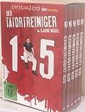 Der Tatortreiniger Box - Staffel 1+2+3+4+5 (1-5) Komplettbox [5 DVDs]