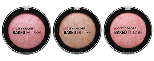 CITY COLOR Baked Blush - Bronze