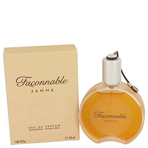 Faconnable Eau De Parfum Spray 1.7 oz / 50 ml (Women)