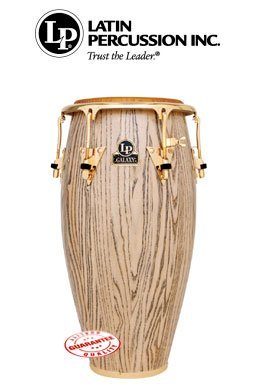 Latin Percussion Galaxy Giovanni Series 11 Inches Quinto Gold Hardware LP805Z-AW