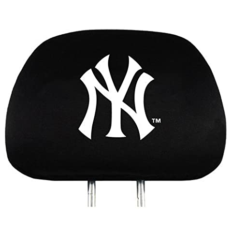 New York Yankees Headrest Covers (Set of 2) by ProMark by ProMark