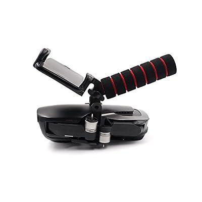 yuntu Handheld Gimbal Holder Stabilizer Mount Bracket Cinema Tray for DJI Mavic Air Drone Accessories