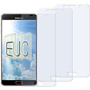 3 x Displayschutzfolie klar/wie unsichtbar für Samsung Galaxy A9 Pro Dual Sim (2016)