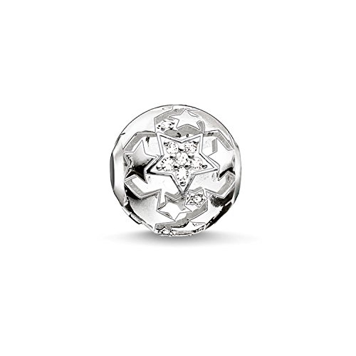 THOMAS SABO Damen - Bead Charms zirkonia - K0187-051-14