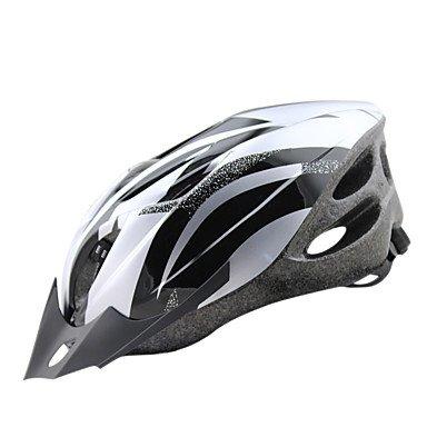 ftiier Fahrradhelm Sicherheit Helm herausnehmbare Hat Helm Ultraleicht-Sicherheit hat EPS Schaum PVC Fall 3Farben, 55–64cm