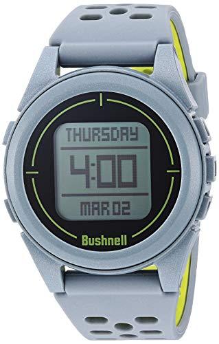 Bushnell Ion 2-Silver/Green GPS de Golf, Plata/Verde, Talla Única