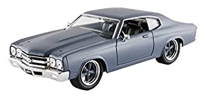 Jada Toys - 97193r - Chevrolet Doms Chevelle SS - Fast and Furious - Escala 1/24