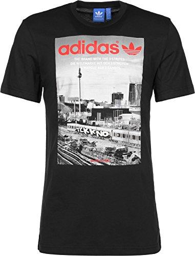 adidas Herren Oberteile / T-Shirt Graphic PHT