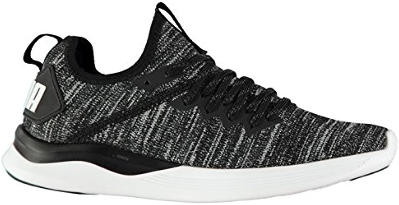 Official Shoes Puma Ignite Flash Fitness Training Schuhe Damen schwarz/weiß Sportschuhe Sneakers