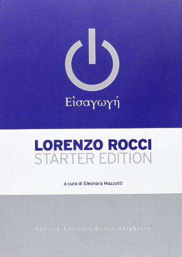 Il Rocci eisagogh. Starter edition