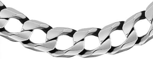 Tuscany Silver 8.13.5285 - Collar de metal bañado en rodio, 51 cm Tuscany Silver