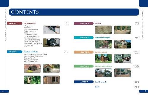 Garden Buildings Manual: A guide...