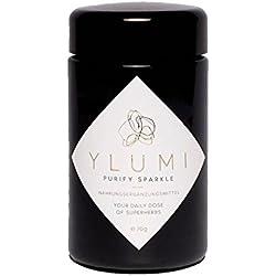 PURIFY SPARKLE 70g | natürlich & vegan | geprüftes Nahrungsergänzungsmittel | Kräuter | Vitalpilze | Traditionelle Chinesische Medizin | Stoffwechsel | Reinigung