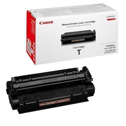 Original Toner Canon Cartridge T Fax L380 L390 L400 Faxphone L170 Imageclass D320 D340 D383 Laserclass 510 PCD320 PC-D340 (ca. 3.500 Seiten) 7833A002
