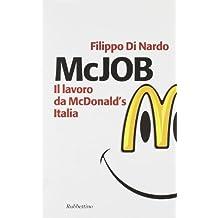 Il Lavoro Da McDonalds Italia