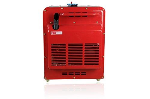 Kraftherz Diesel Stromerzeuger KH6600D Test - 5