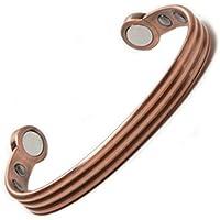 magnohealth High Power Magnet Armband Kupfer für Rheuma und Arthritis 9mm breit preisvergleich bei billige-tabletten.eu