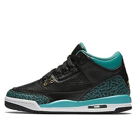 Nike 441140-018, Chaussures de Sport Fille, 38.5