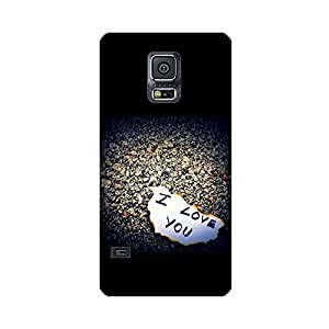 Digi Fashion Designer Back Cover with direct 3D sublimation printing for Samsung Galaxy S5 G900X