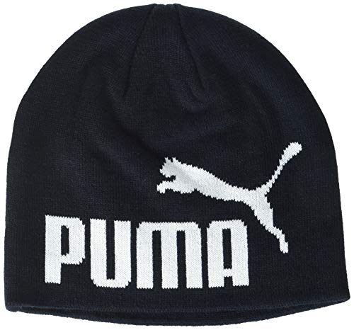 PUMA Kinder ESS Big Cat/N1 Logo Mütze, Black, One Size