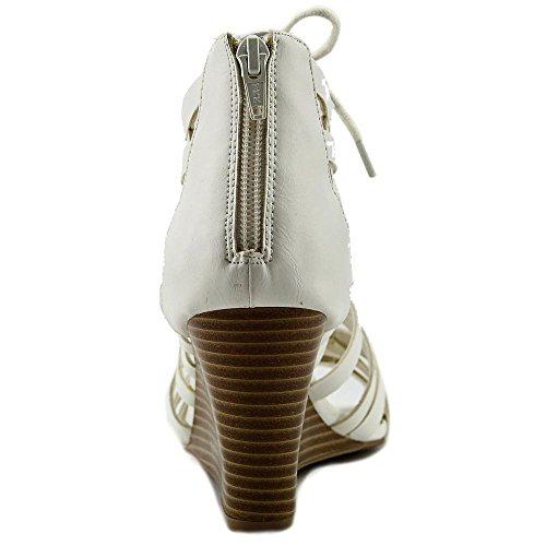 American RagKyle - Scarpe con plateau donna White