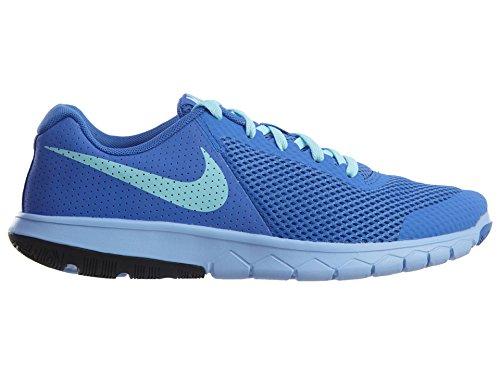 Da Blu Ragazzo gs Corsa Esperienza Ancora Di Scarpe Media 5 Blu Formazione Nike Flex qXUPS